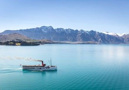 TSS Earnslaw Queenstown
