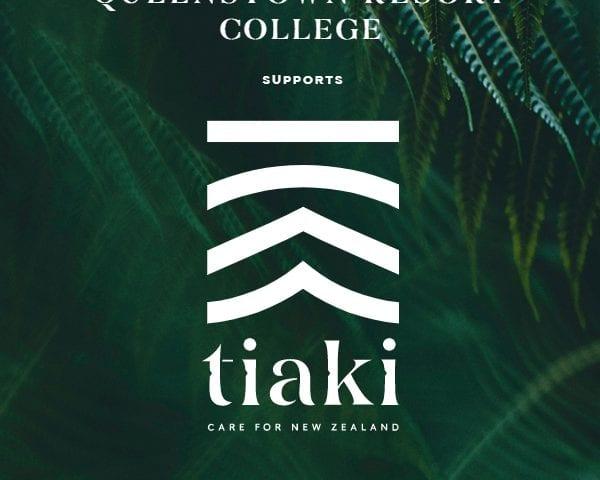 Tiaki Promise QRC logo